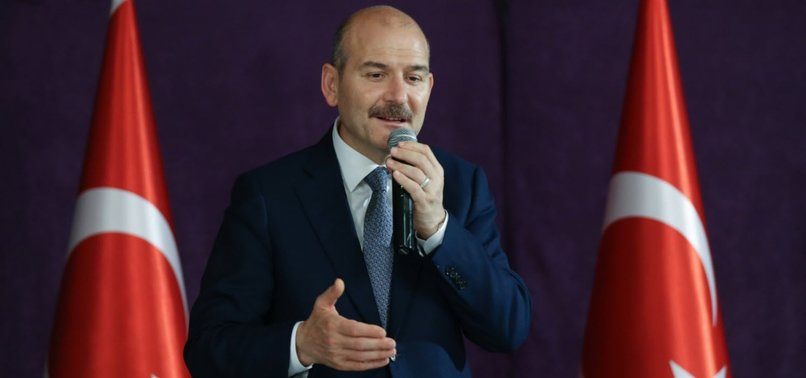 TURKEY TO SEND FOREIGN DAESH TERRORISTS BACK TO THEIR HOME: MINISTER SOYLU