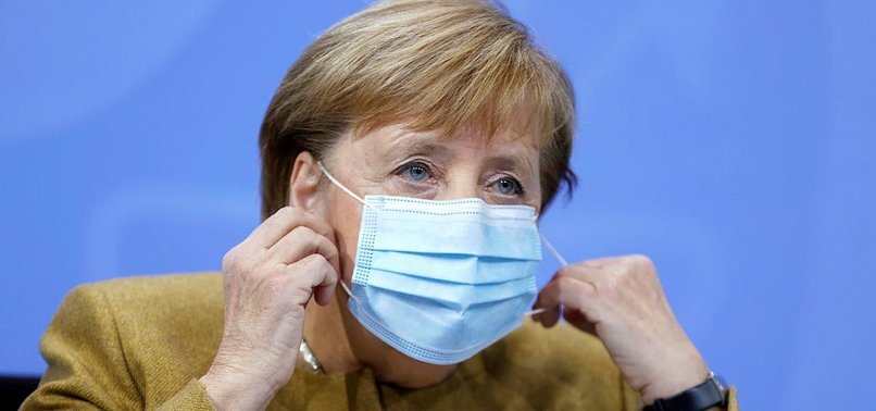 GERMANY TO EXTEND PARTIAL LOCKDOWN UNTIL DEC. 20 - MERKEL