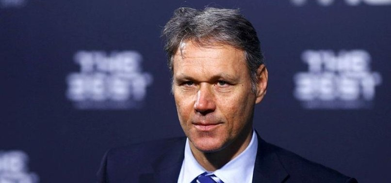 SOCCER GREAT VAN BASTEN LEAVES FIFA TECHNICAL DIRECTOR ROLE