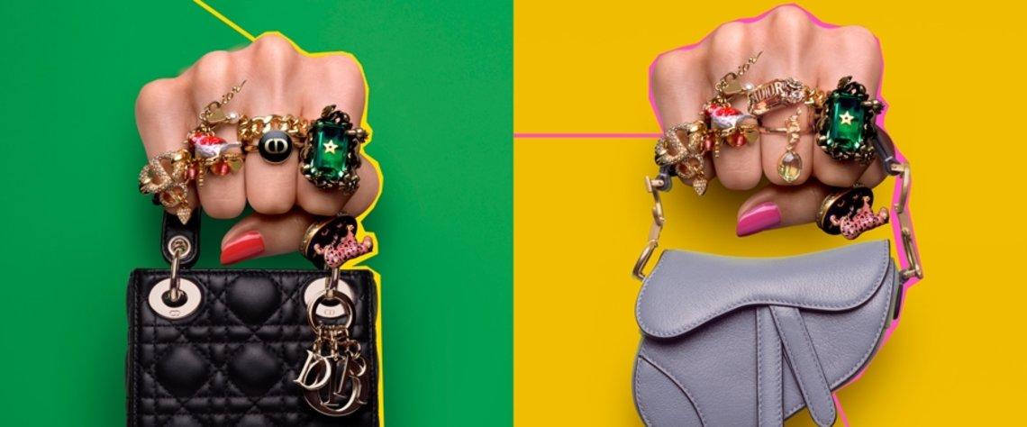 Minyatür Güzellik: Dior Micro Bags
