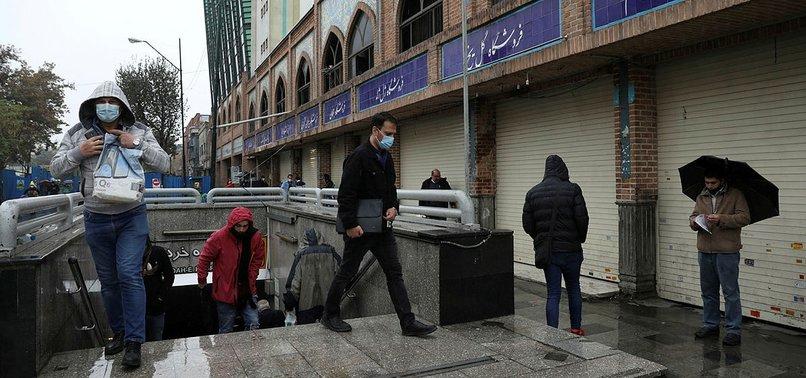 COVID-19 FATALITIES IN IRAN NEAR 45,000
