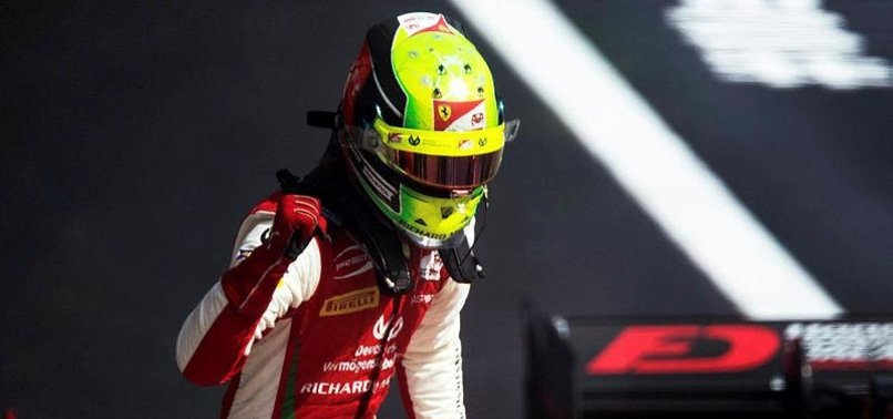 SCHUMACHERS SON JOINS HAAS FOR FIRST F1 DRIVE NEXT SEASON