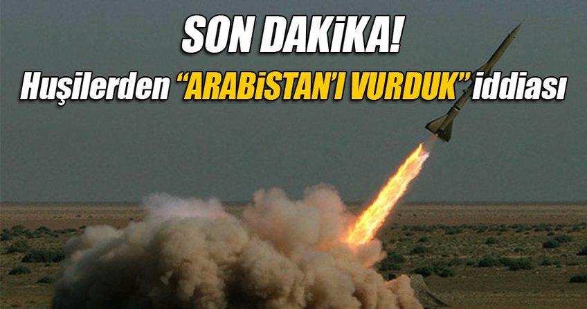 Flaş Haber: Arabistan'ı vurduk iddiası!