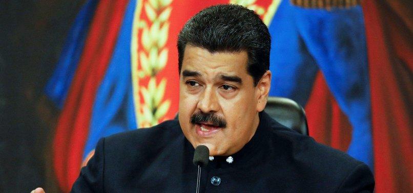 VENEZUELAN PRESIDENT MADURO VOWS TO DEFEAT COUP
