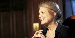 Feminist icon Steinem blasts Israeli premier, calls him bully