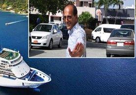 Karayipler'de terörist avı