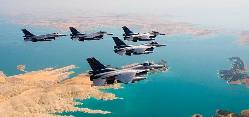 TURKISH AIR STRIKES NEUTRALISE 15 PKK TERRORISTS IN IRAQ - MILITARY