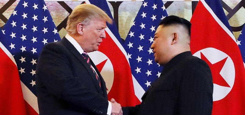 TRUMP ORDERS WITHDRAWAL OF PLANNED N.KOREA SANCTIONS