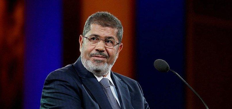 EGYPT COURT REMOVES EX-PRESIDENT MORSI FROM TERROR LIST