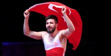 Turkey's Süleyman Atlı bags bronze in world wrestling