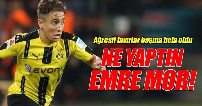 Milli yıldız Emre Mor Dortmund'u yaktı!