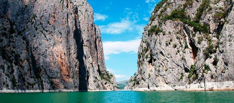 Türkiye'deki doğa harikası kanyonlar