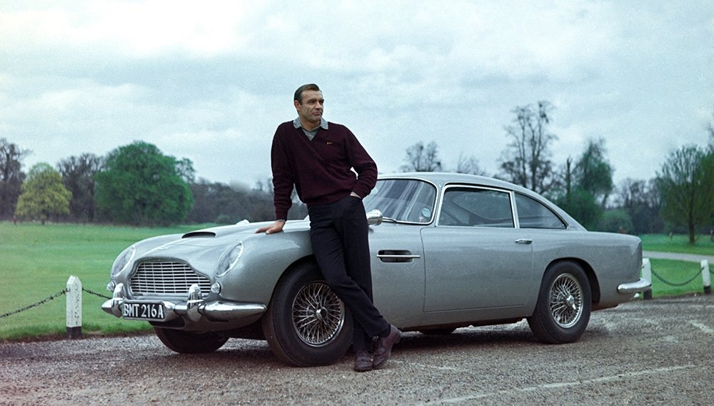 JAMES BOND: KAYIP ASTON MARTİN