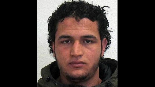 Surveillance images confirm Berlin attacker travelled via Lyon. (FILE Photo)