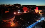 Hot air balloons brighten up Cappadocia skies