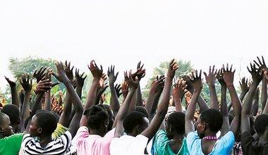 Afrikanın ara gölgesi: Sudan Blues