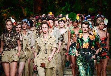 Dolce & Gabbana İlkbahar/Yaz 2020