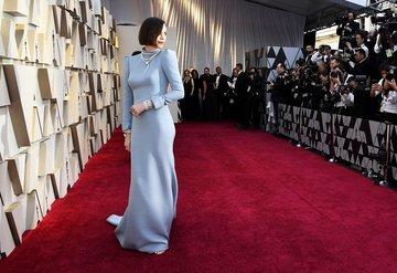 Oscar 2019da şıklık yarışı