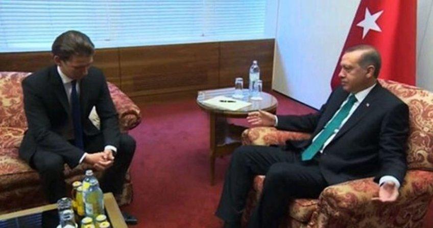 Avusturya Dışişleri Bakanı'ndan Türkiye açıklaması