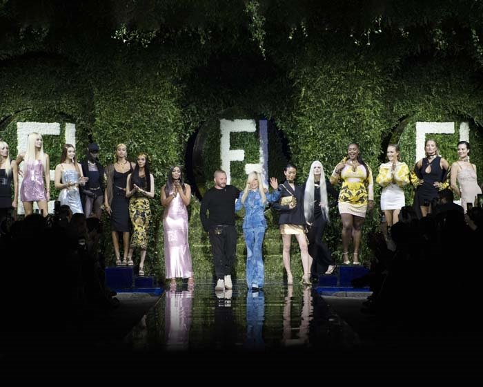 Fendi ve Versace'nin Destansı İş Birliği