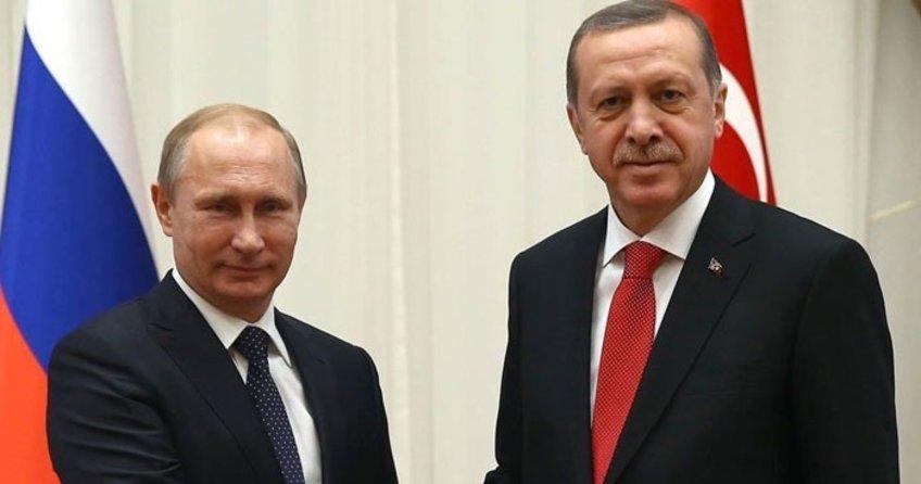 Cumhurbaşkanı Erdoğan ve Vladimir Putin anlaştı!