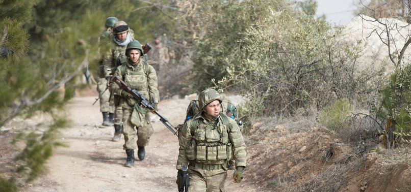 OVER 140 STRATEGIC AREAS LIBERATED FROM TERRORISTS SINCE START OF TURKEYS AFRIN OPERATION