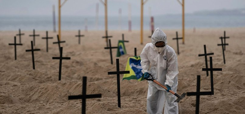 COUNTRIES TIGHTEN MEASURES AS GLOBAL VIRUS DEATH TOLL NEARS 700,000