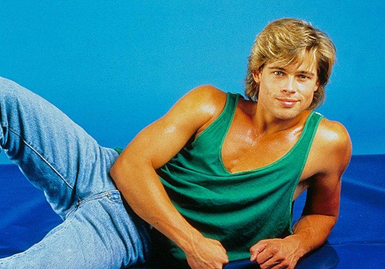 Yılların eskitemediği yakışıklı: Brad Pitt