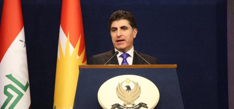 KRG'S PREMIER SEEKS 'GOOD RELATIONS' WITH TURKEY