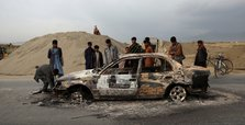 Landmine blast kills 2 security forces in Afghanistan