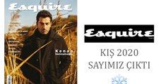 Esquire Kış 2020 çıktı!