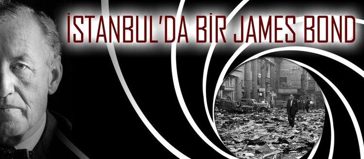 İstanbul'da bir James Bond