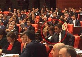 CHP'li Aykut Erdoğdu HDP sıralarına oturdu!