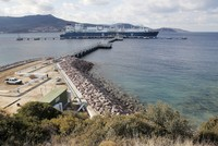 Expected to contribute more than 5 billion cubic meters (CBM) of natural gas to Turkey's annual gas supply, the GDF Suez Neptune plant, Turkey's first liquefied natural gas (LNG) Floating Storage...