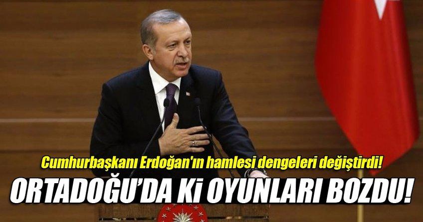 Erdoğan'ın hamlesi dengeleri değiştirdi