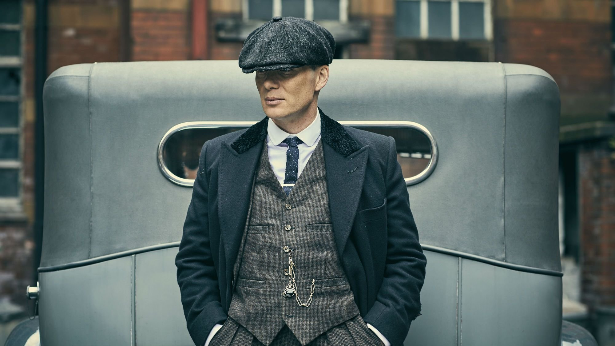 PEAKY BLİNDERS: THOMAS SHELBY