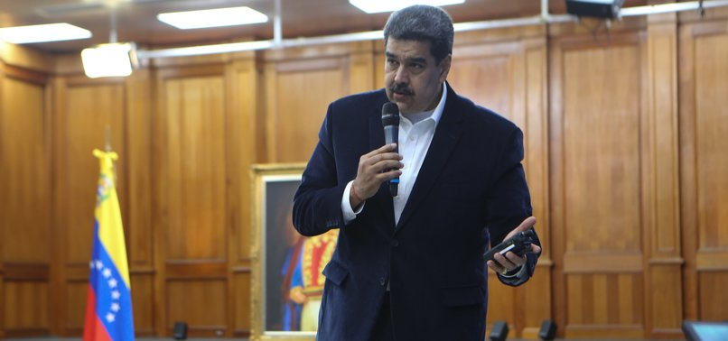 VENEZUELA DETAINS TWO U.S. MERCENARIES AFTER FAILED PLOT - MADURO