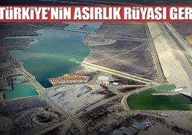 Türkiye'nin asırlık rüyası gerçekleşti