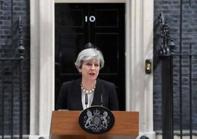 İngiltere Başbakanı May'den flaş açıklama
