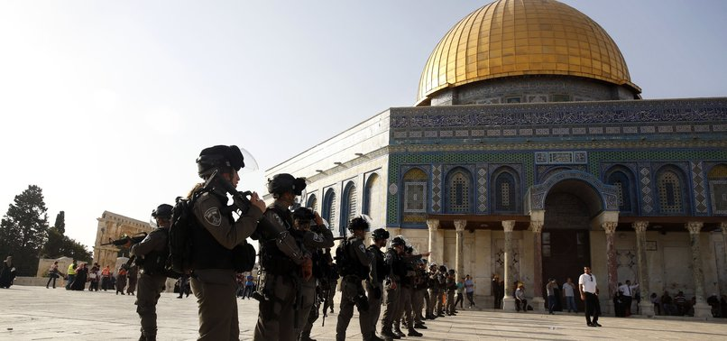 ISRAEL UNDER FIRE FOR CURBING FREEDOM OF TRAVEL FOR TURKISH NATIONALS