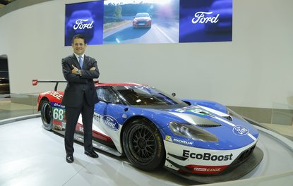 Ford, İstanbul Autoshow'da performanslı modellerini sergiledi