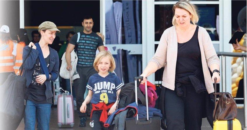 Alman turistte rekor artış