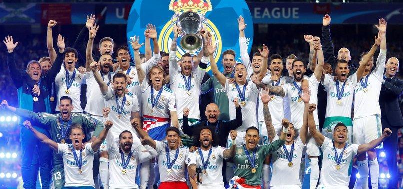 Real Madrid Beat Liverpool 3 1 Win 3rd Successive Champions