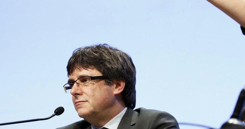 Almanya'da tutuklu bulunan Katalan lider İspanya'ya iade edilebilir