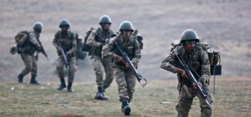 TURKISH SECURITY FORCES NEUTRALIZE 7 PKK TERRORISTS IN SOUTHEASTERN TURKEY
