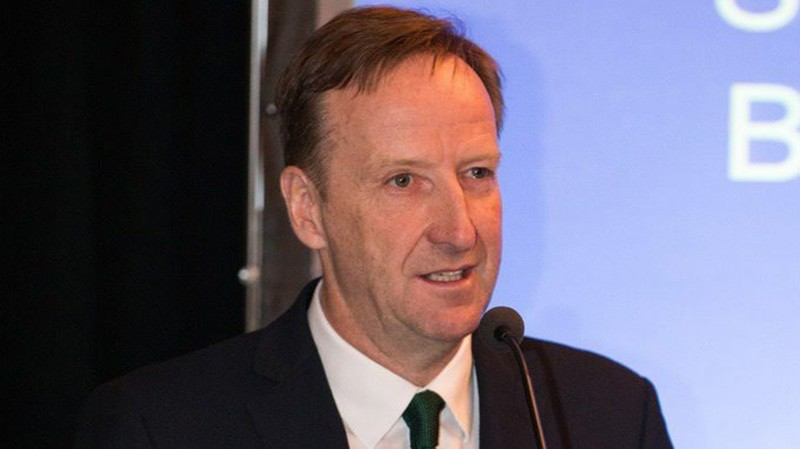 Britain's foreign intelligence chief Alex Younger