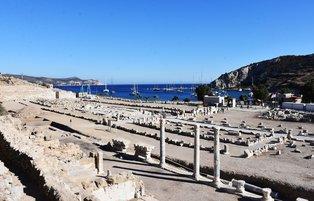 Knidos: Ancient city where Aegean, Mediterranean meet