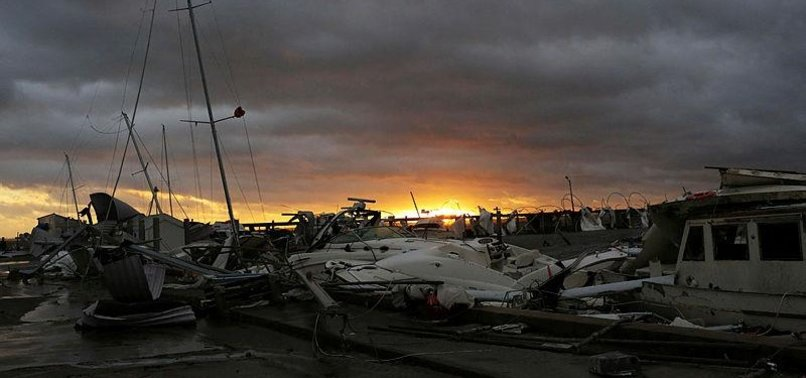 MICHAEL: MOST VIOLENT US HURRICANE SINCE 1969