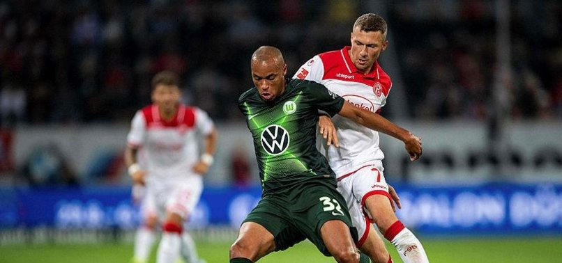 TOOTHLESS WOLFSBURG SETTLE FOR 1-1 DRAW AT DUSSELDORF