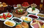 Start your day with worldwide known traditional Turkish breakfast
